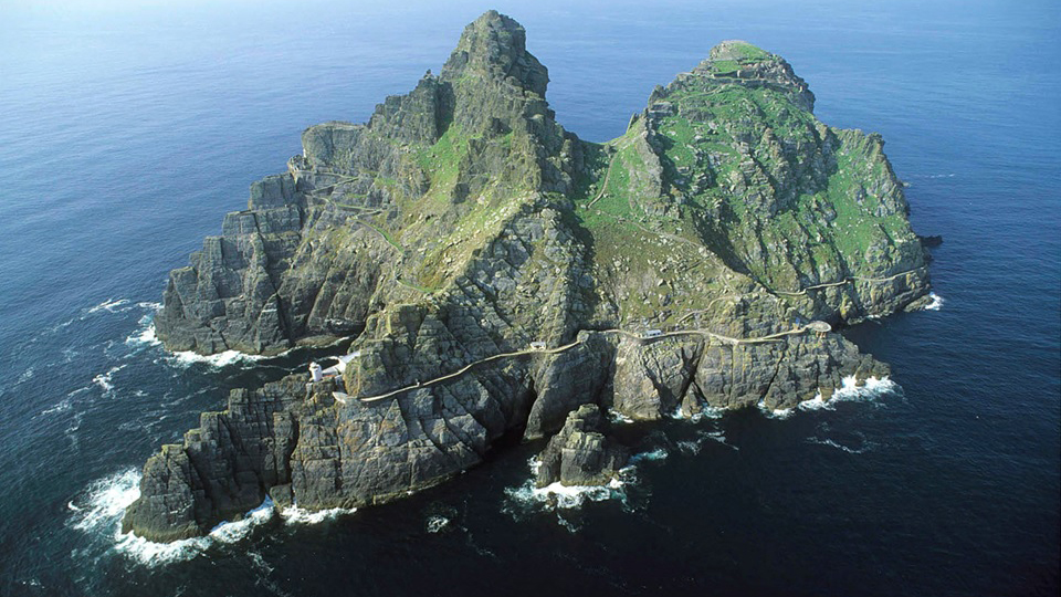 Skellig Michael Co Kerry