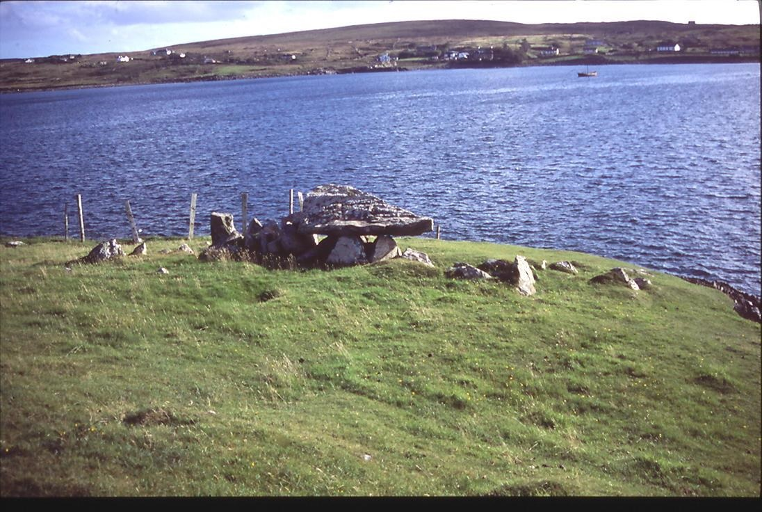 Court Tomb Cleggan Bay