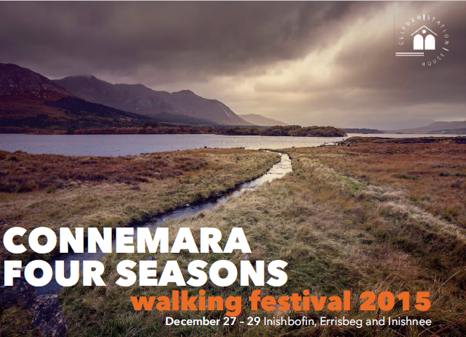 Introductary Talk - Connemara Four Seasons Winter Walking Festival @ Clifden Station House Hotel | Clifden | Galway | Ireland