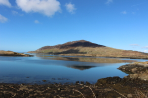 Sacred Mountain Walk for the Connemara Mussel Festival @ Tully Cross | County Galway | Ireland