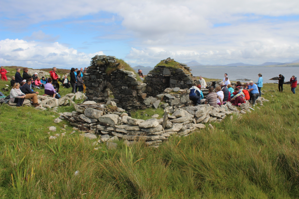 New Research into the Pilgrimage Landscapes of Inish Glora and Caher Island, Co. Mayo @ The North Mayo West Sligo Heritage Group in the Family Resource Center | Ballina | County Mayo | Ireland