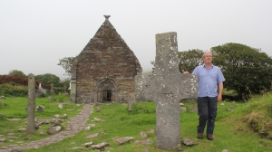 Michael at Kilmalkedar